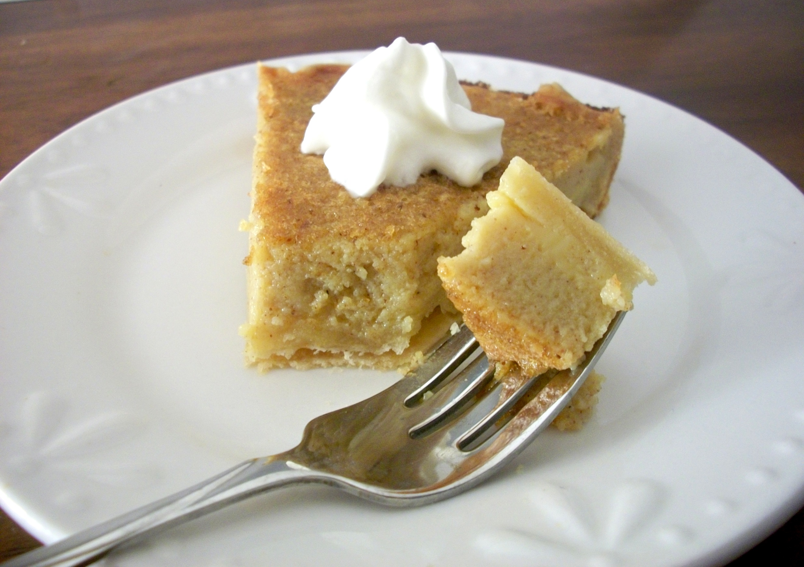 Brown-Sugar Buttermilk Pie | Kids in the Sink