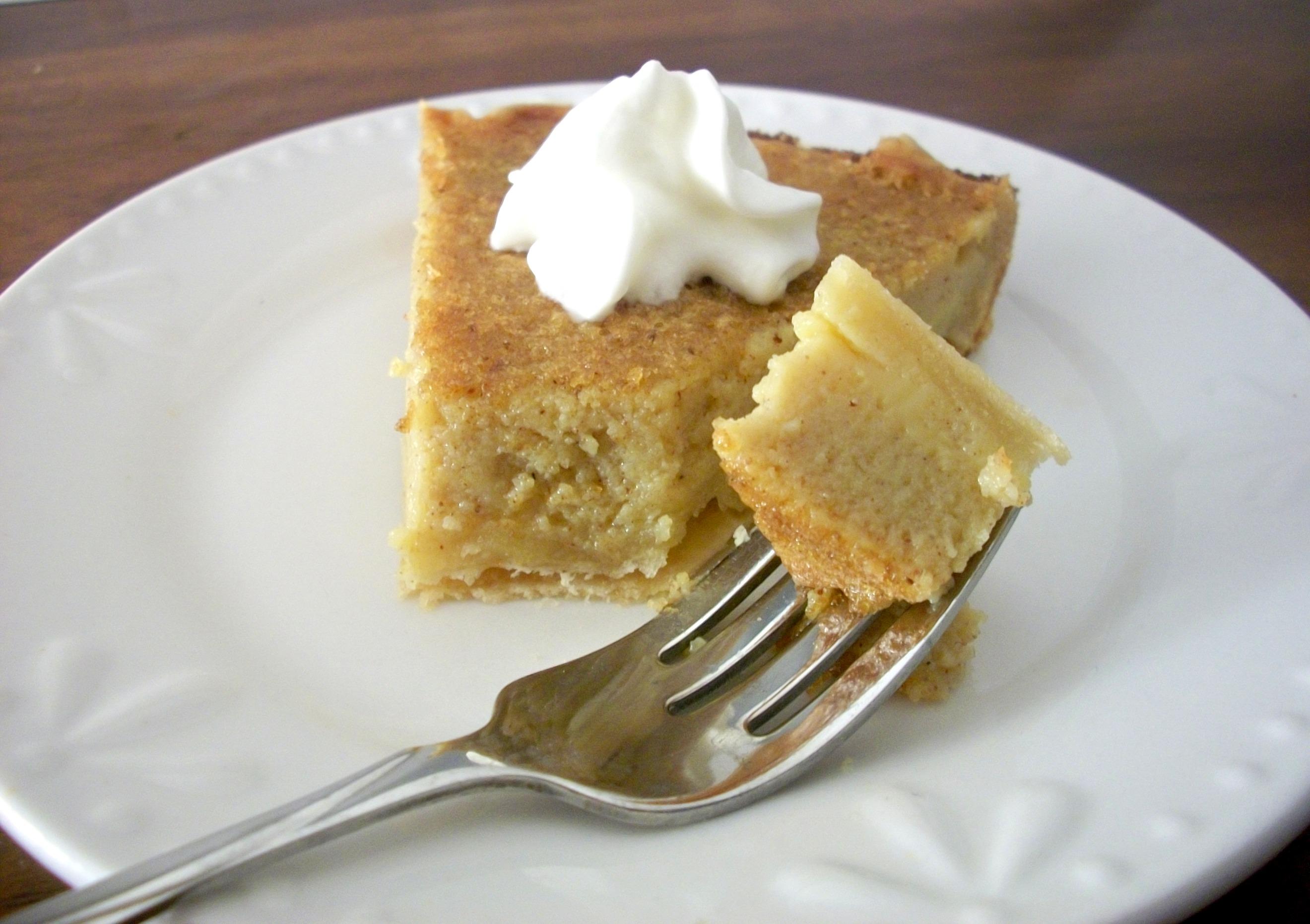 Brown-Sugar Buttermilk Pie | Kids in the Sink